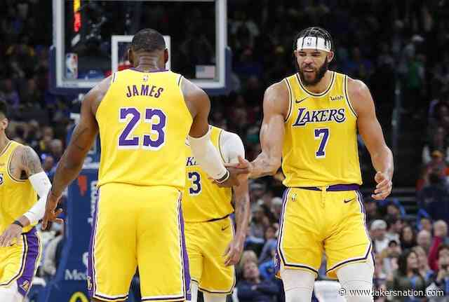 JaVale McGee Compares 2019-20 Lakers Chemistry To 2016-18 Warriors