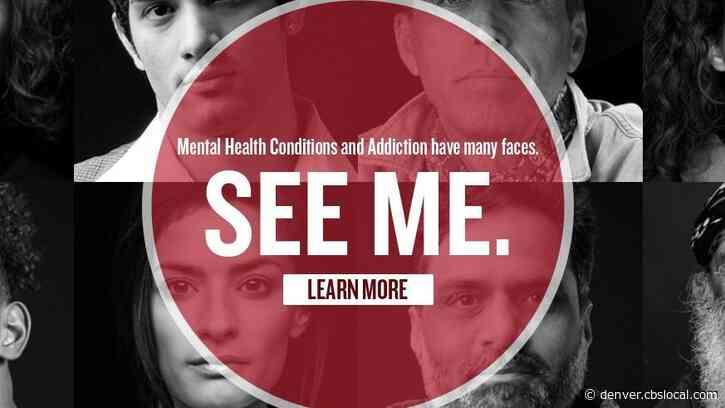 'See Me' Campaign Focuses On Mental Health, Addiction