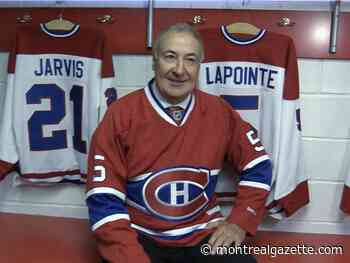 Canadiens Hall of Famer Guy Lapointe diagnosed with oral cancer