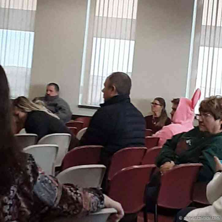 Colorado Man Shows Up For Jury Selection In Pink Bunny Suit