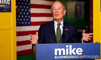 Joe Biden leads two national polls, while Michael Bloomberg debuts in top five