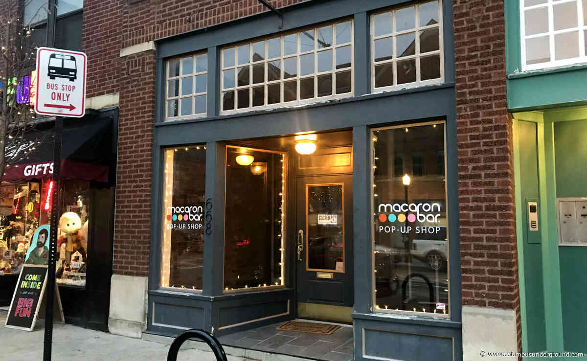 Cincinnati's Macaron Bar Pops Up with Plans to Make it Permanent
