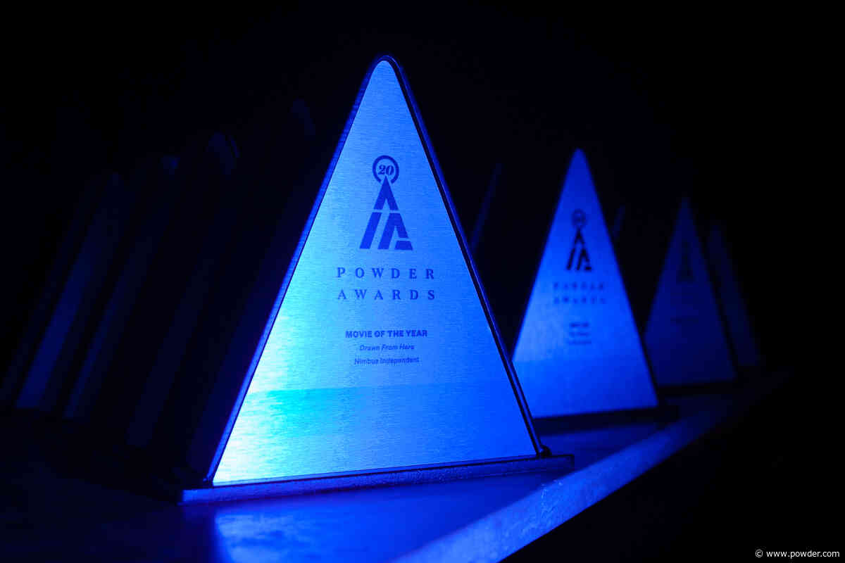 Behind the Scenes at the 20th Annual Powder Awards