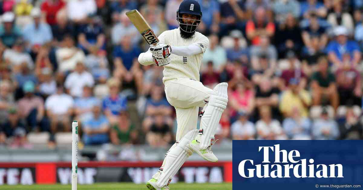 Moeen Ali: 'I'm taking a break from Test cricket to prolong my career'
