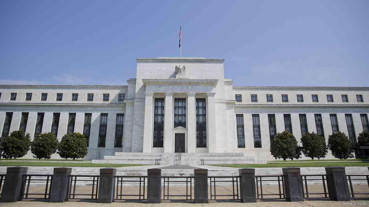 Fed sieht gute Wirtschaftslage: US-Notenbank lässt Leitzins unverändert
