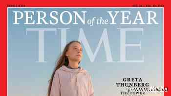 Teen climate activist Greta Thunberg 'a bit surprised' to be Time's Person of the Year