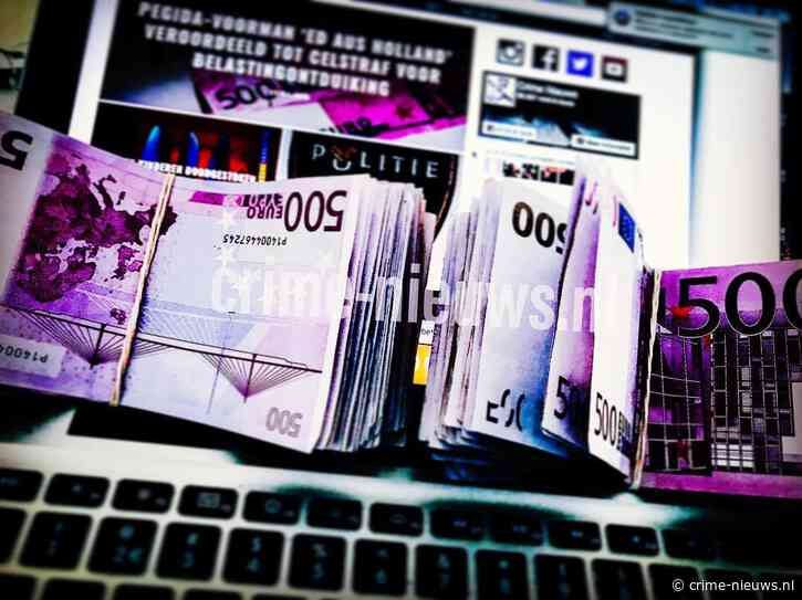 Amsterdammers veroordeeld tot cel en terugbetalen 150.000 euro buit na phishing