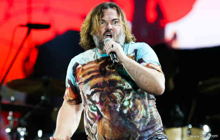 """Jack Black forgets he was in 'The Holiday': """"Do I have a Christmas movie?"""""""