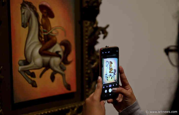 Nude Portrait of Mexican Revolutionary Emiliano Zapata Sparks Controversy at Major Mexico CityMuseum