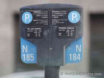 Variable parking-meter rates among Montreal parking-policy changes