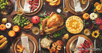 Thanksgiving week restaurant transactions decline 7% over last year