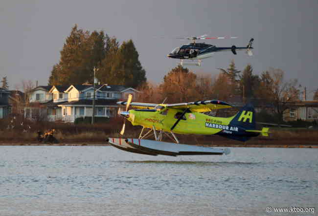 It flew! All-electric seaplane completes milestone first flight near Vancouver
