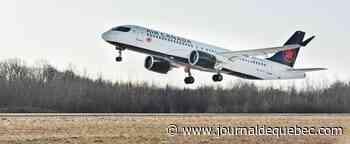 Vol inaugural du premier A220-300 acheté par Air Canada