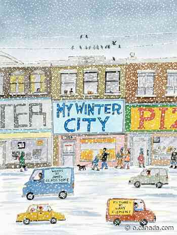 Books for kids: Holiday tales include My Winter City, Nutcracker Night