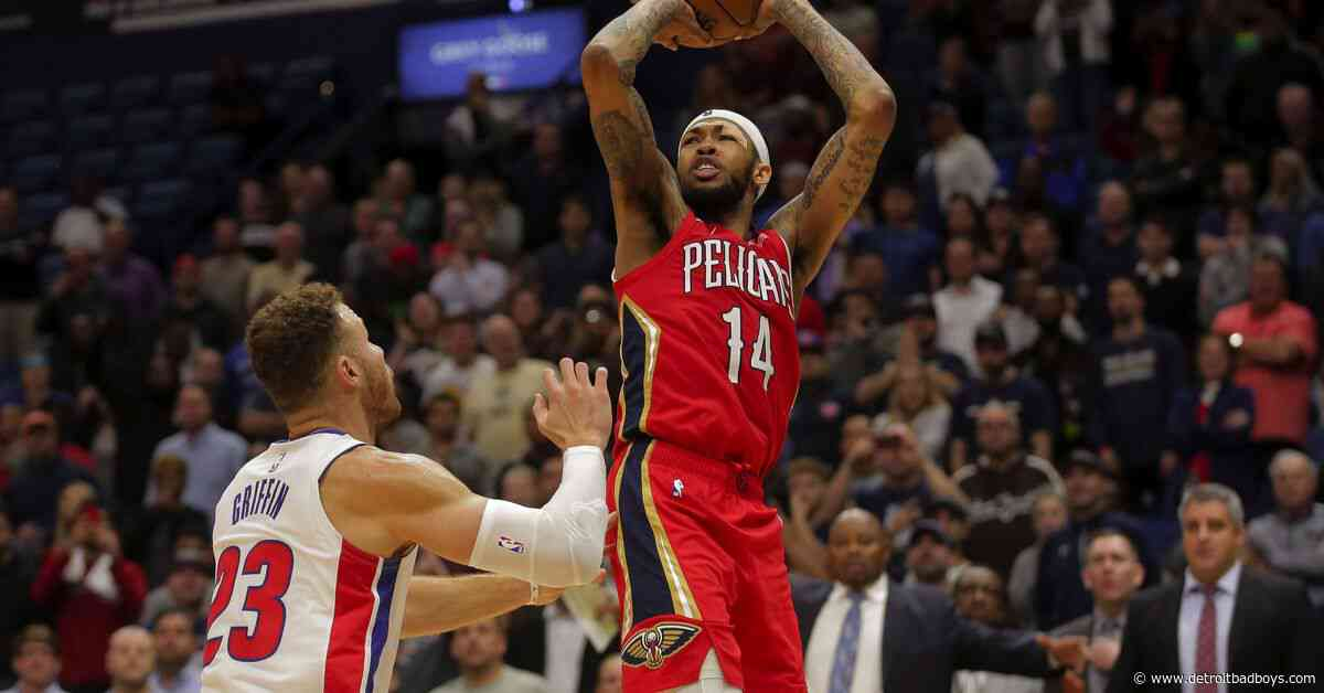 Film Don't Lie: Pistons make the right plays when it matters against Pelicans