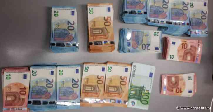 Duizenden euro's in beslag genomen in Amsterdamse woning