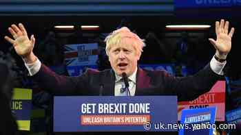 Johnson urges Tories to do 'national duty' as General Election race tightens