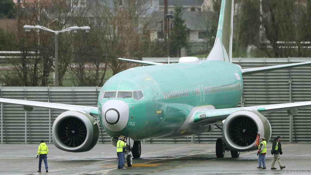 Schwere Vorwürfe gegen Boeing: 737 Max bleiben weiterhin am Boden