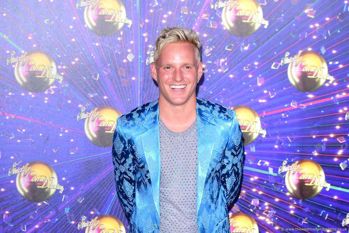 Jamie Laing on dealing with anxiety over Christmas