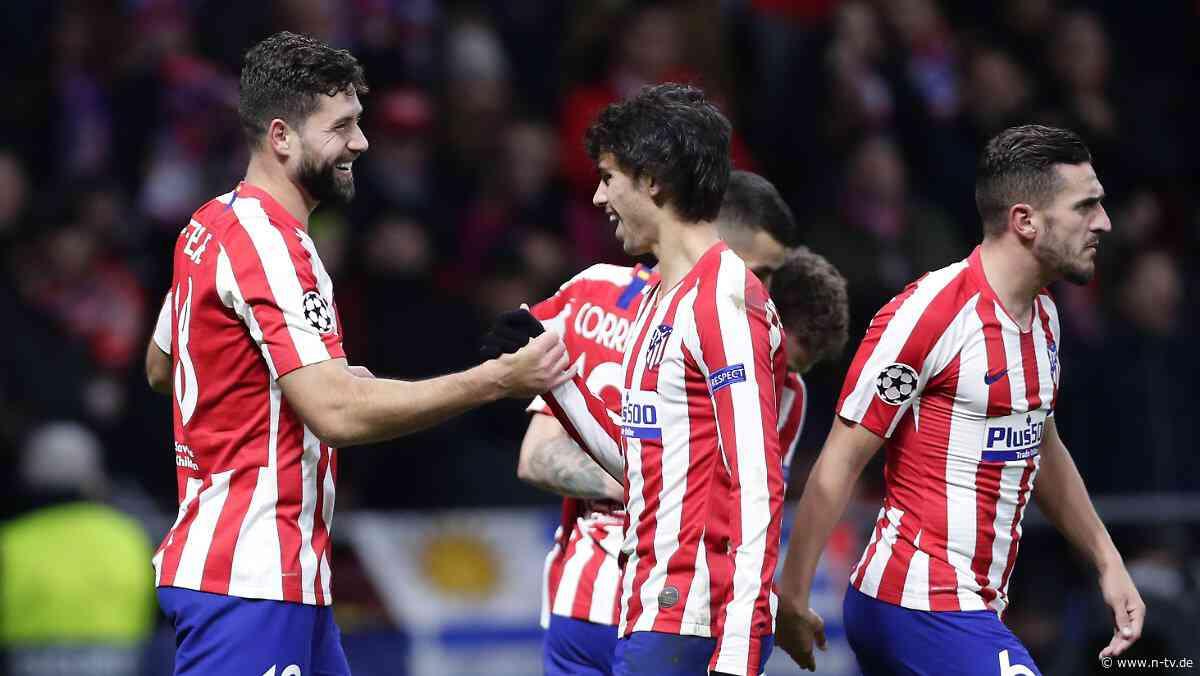 Atlético mischt weiter mit: Achtelfinale der Königsklasse ist komplett