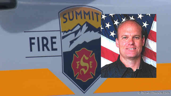 Foundation Picks Up Mortgage Payments For Fallen Summit County Firefighter