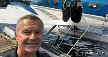 'A very highly-skilled pilot': Victim identified in Gabriola Island, B.C. plane crash