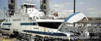 Traverse Matane/Côte-Nord: 42 départs annulés depuis le début de la saison pour le «NM Saareema»