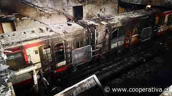 """Las investigaciones de la PDI a """"grupos organizados"""" por quemas en el Metro y otras voces del día"""