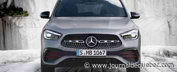 Plus d'attitude pour le Mercedes-Benz GLA 2021