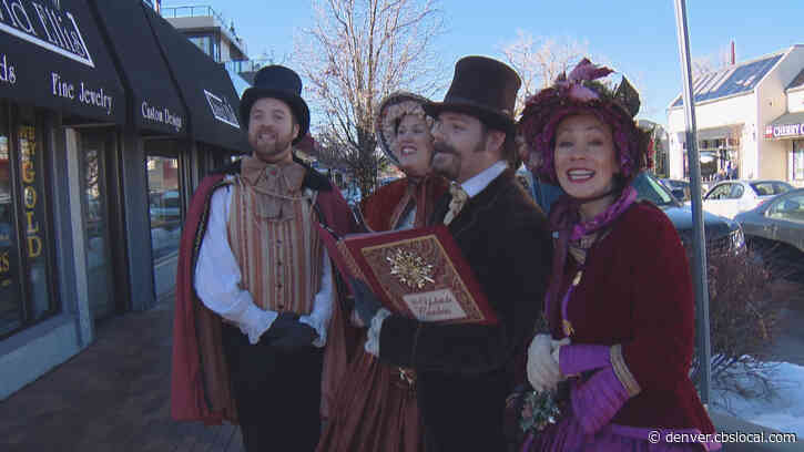 Celebrate All Things Winter In Cherry Creek North