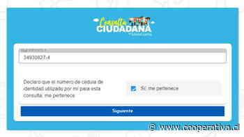 """Asociación de Municipios confirmó que no contarán """"votos viciados"""" en Maipú"""
