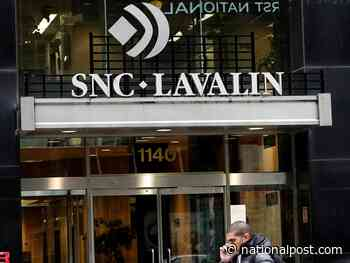 SNC-Lavalin's fight for a remediation agreement grinds on in Federal Court of Appeal