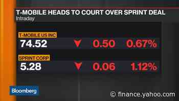 Antitrust Angst: T-Mobile and Sprint Head to Court Over Merger
