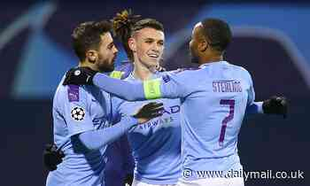 Pep Guardiola hails 'incredibly dangerous' Phil Foden after goal and assist for Man City
