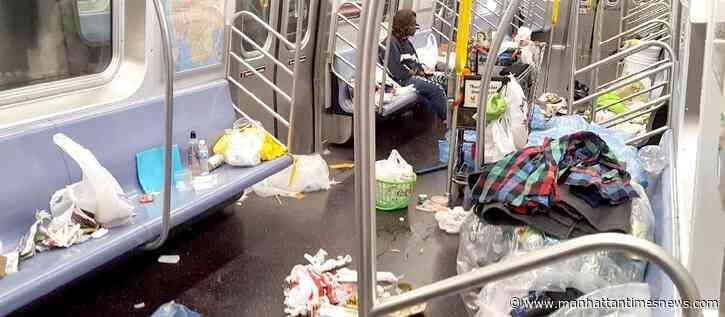 """Trash train"" contest winner announcedSe anuncia ganador del concurso ""tren de basura"""