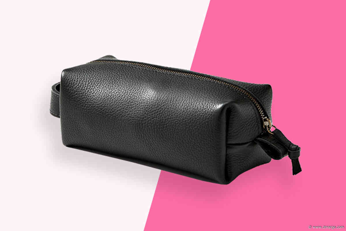 This $68 Dopp Kit Is The Perfect Gift For The Traveller In Your Life