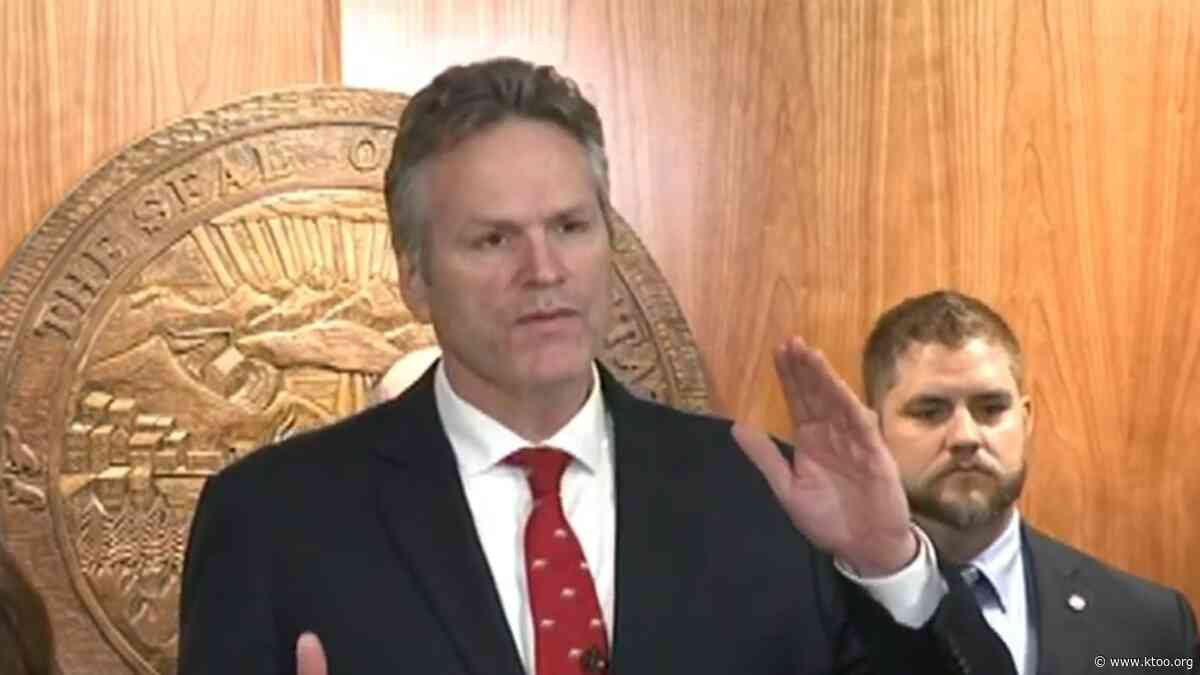 In new budget, Dunleavy retreats from cuts but still favors big PFDs