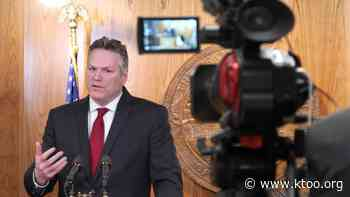 Watch: Alaska Gov. Mike Dunleavy unveils his budget