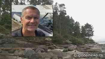 Small aircraft goes down on Gabriola Island