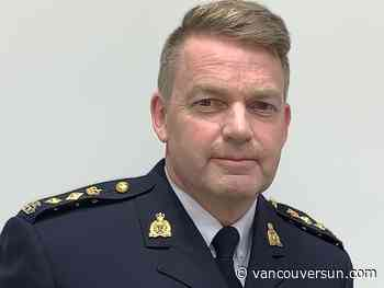 Surrey RCMP gets new officer in charge as transition continues to local force