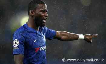 Antonio Rudiger ready to step up as leader for Chelsea after impressive return