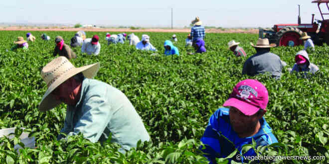 House passage of Farm Workforce Modernization Act supported