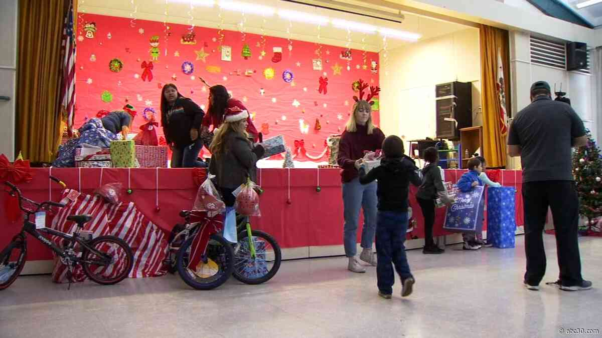 Letters to Santa writing contest brings toys to 420 students in Fresno Unified