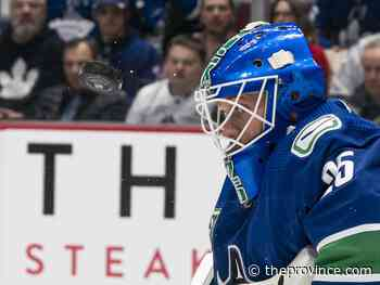 Patrick Johnston: Markstrom works to refocus on stopping pucks after 'messed up' months