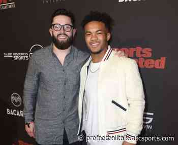 Kyler Murray on Baker Mayfield: I would never do some of the stuff he's done