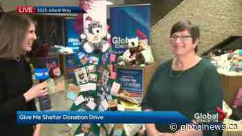 Give Me Shelter donation drive: Lurana Shelter Society