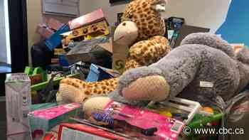 West Island Assistance Fund flooded with donated toys after fire