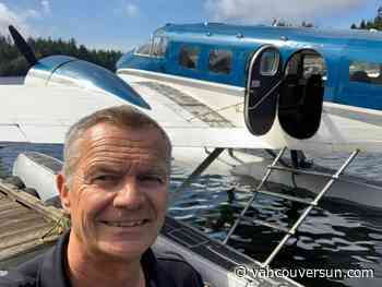 Pilot who crashed on Gabriola Island remembered as 'amazing' man