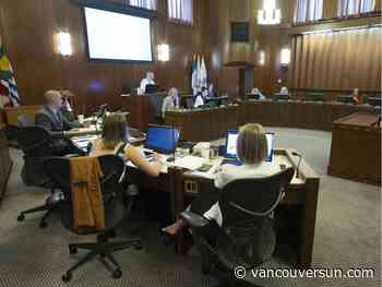 Vancouver council mulls four options for trimming 2020 budget
