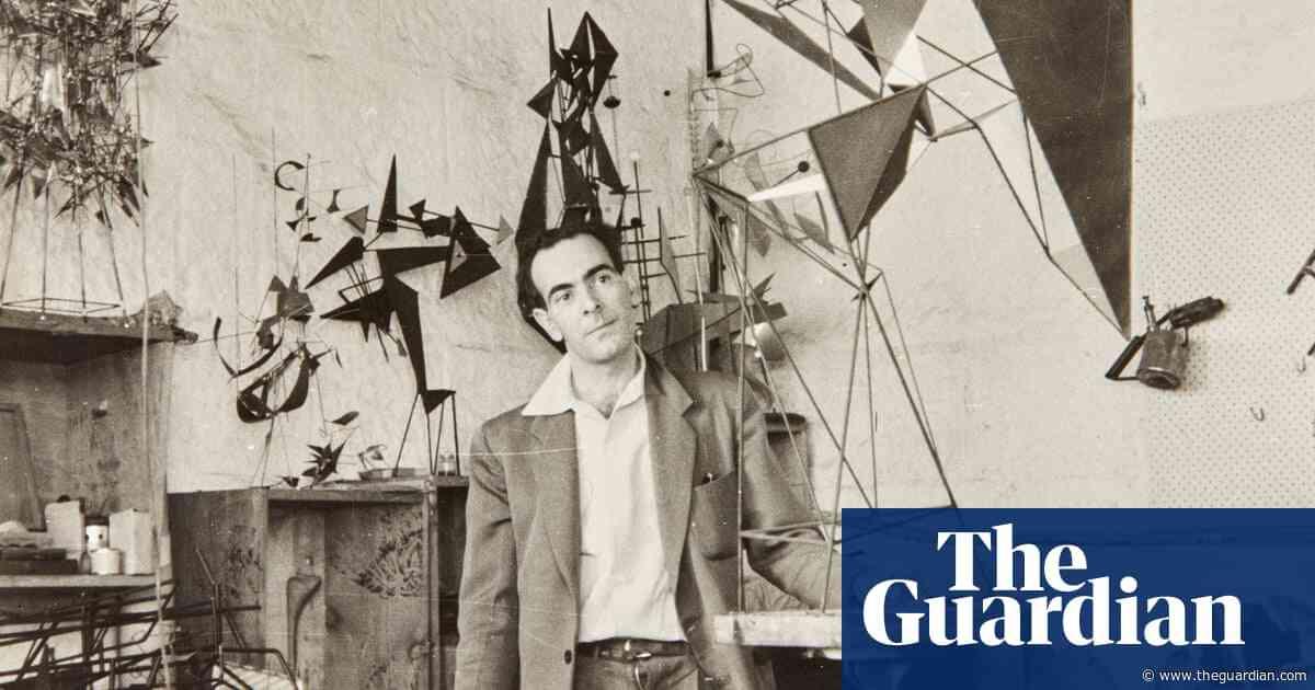 'He was a pure artist': Robert Klippel's junkyard sculptures return to the spotlight
